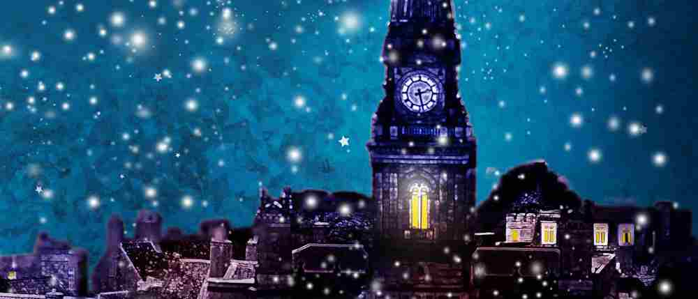 Cast announced for our festive production 'A Christmas Carol'