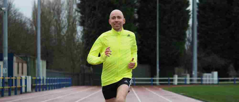 Michael to run the London Marathon for the Octagon