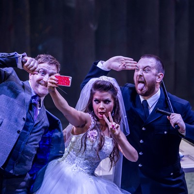 The Threepenny Opera production images