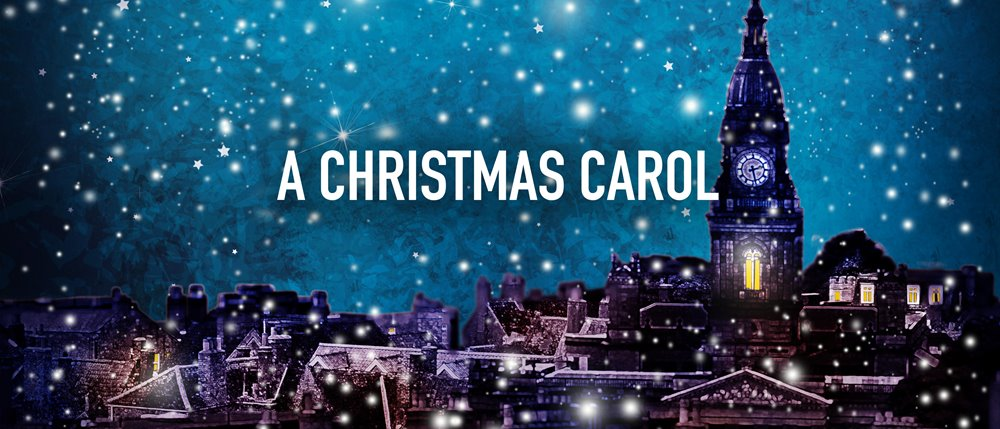 Christmas Carol.A Little Bit About A Christmas Carol Octagon Theatre