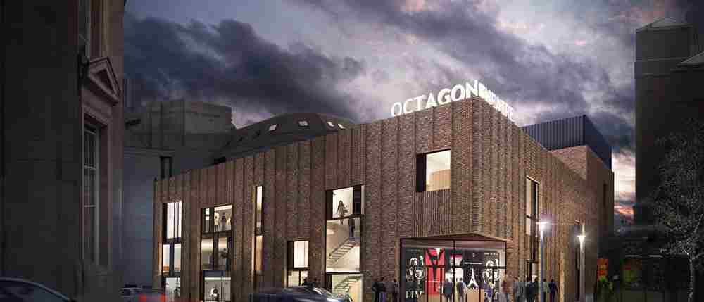 Octagon Theatre Bolton awarded a further £425k towards redevelopment project
