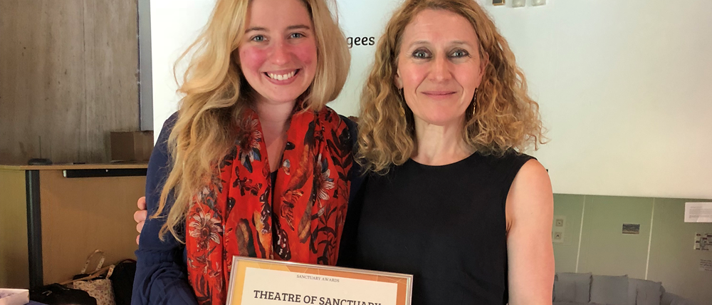 Octagon Theatre Bolton awarded Theatre of Sanctuary