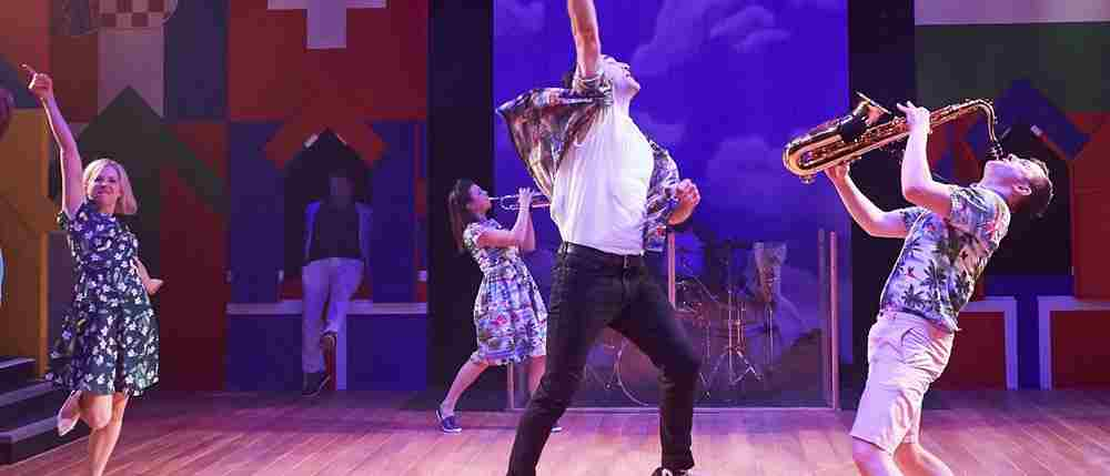 Summer Holiday nominated for Best Musical at UK Theatre Awards