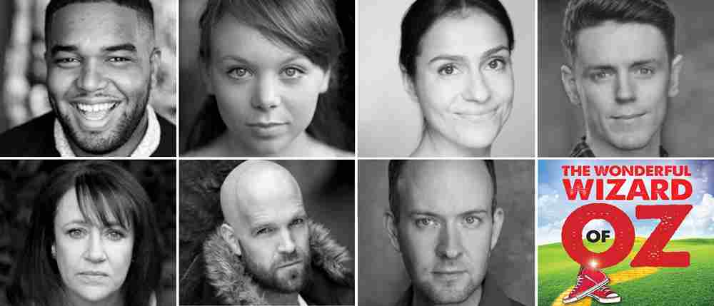 Cast Announced for The Wonderful Wizard of Oz