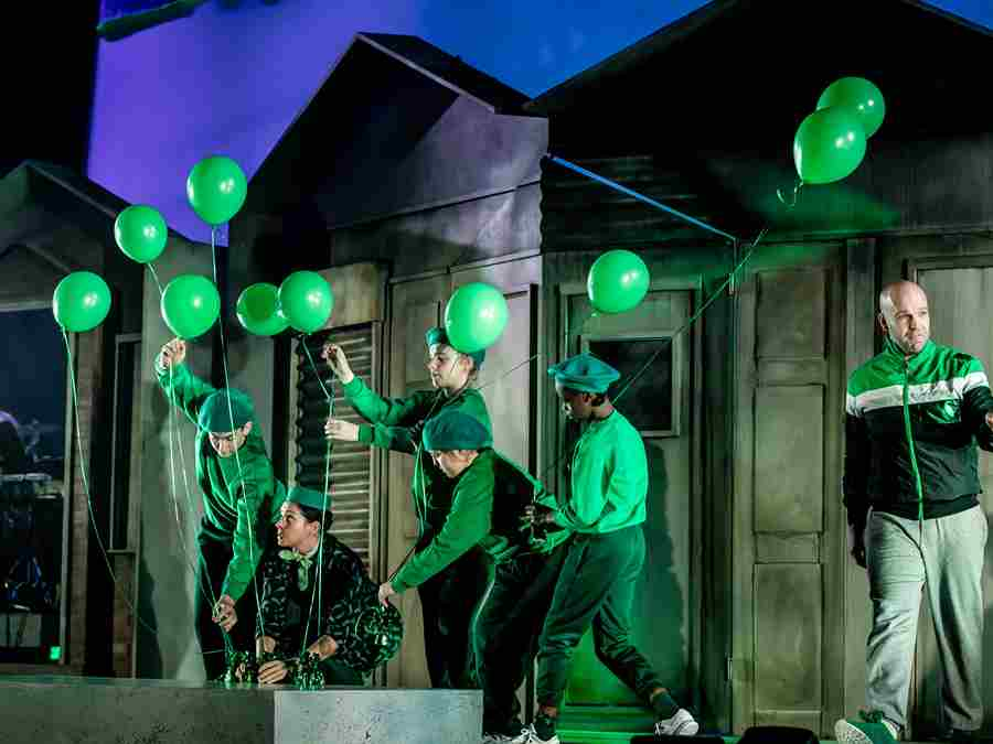 The Wizard of Oz (Matthew Ganley) and Young Company