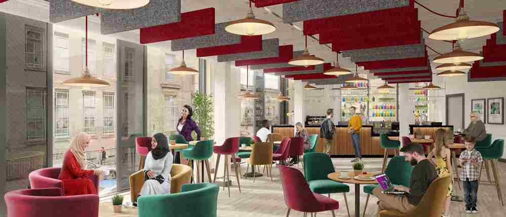 New images released for multi-million pound redevelopment