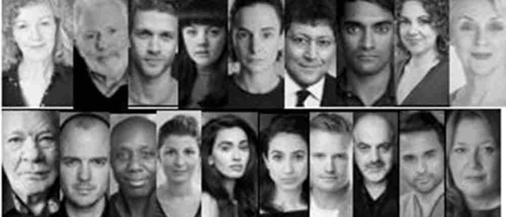 Full cast announced for First Bite play readings this month