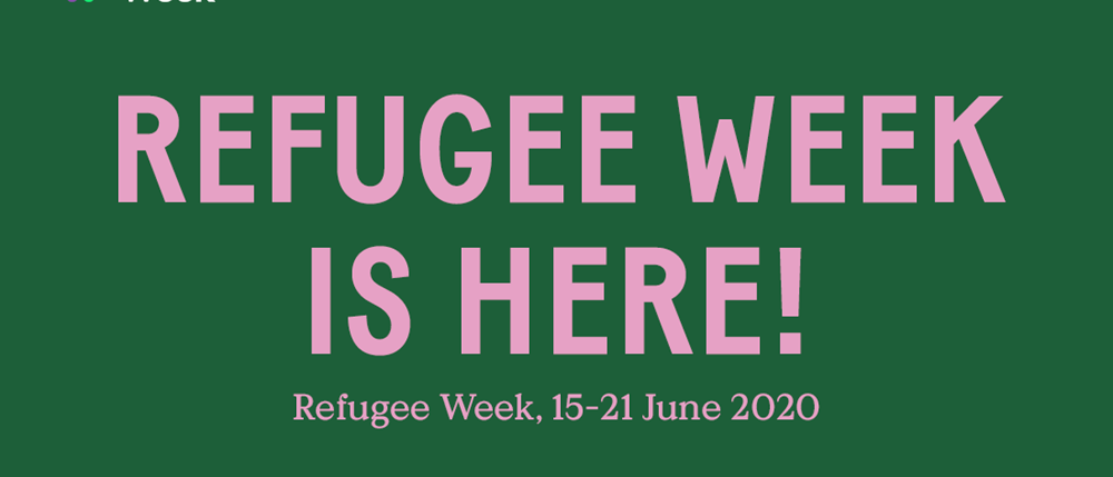 Refugee week at the octagon