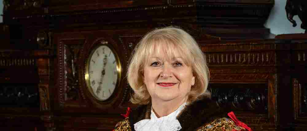 Message of support from Bolton Mayor for the Octagon Theatre