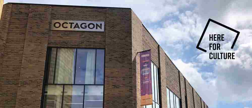 Octagon Theatre welcomes vital funding
