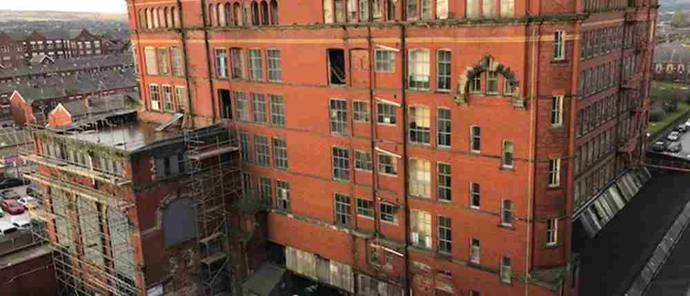 The Fabric of Bolton: Bolton's industrial heritage